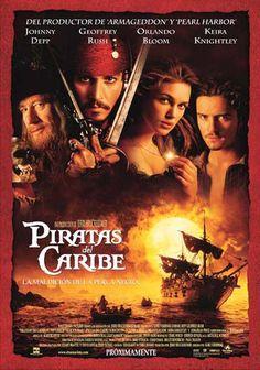 Piratas del Caribe 1: La Maldición de la Perla Negra