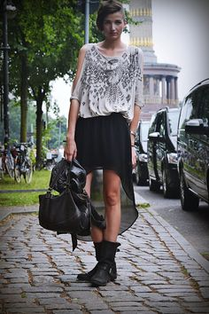 ☆ Rock 'n' Roll Style ☆ simple et chic