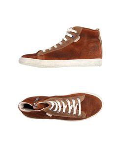 LE CROWN .  lecrown  shoes   Brown Sneakers 2626227a54c