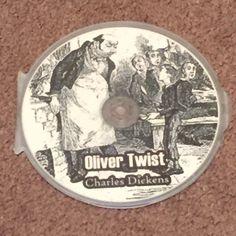 Charles Dickens: Oliver Twist MP3 (CD, Audio Books, Literature) Brand New
