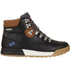 Forsake - Patch Hiking Boot - Women's - Black/Tan
