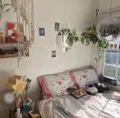 Room Ideas Bedroom, Bedroom Inspo, Bedroom Decor, My New Room, My Room, Dorm Room, Indie Room, Cute Room Ideas, Aesthetic Room Decor