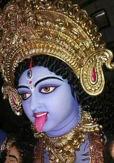 Kali Shiva, Kali Hindu, Kali Mata, Shiva Shakti, Hindu Art, Mother Kali, Divine Mother, Kali Goddess, Goddess Art