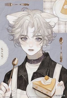 Kunst Inspo, Art Inspo, Art And Illustration, Pretty Art, Cute Art, Art Sketches, Art Drawings, Anime Boy Zeichnung, Anime Lindo