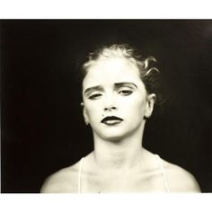 Jessie as Madonna (Diptych, Part II), 1990  Sally Mann      Gelatin silver enlargement print, Image H: 19 5/16 in, Image W: 23 1/2 in, Sheet H: 20 1/16 in, Sheet W: 24 in, Mat H: 22 1/4 in, Mat W: 28 1/4 in   Purchase 2004 The Members' Fund  2004.83B   © Sally Mann/Courtesy of Edwynn Houk Gallery, New York