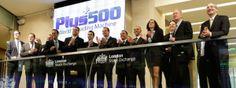Plus500 IPO na Londýnské burze :)