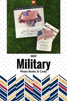 Explore our #military themed photo books and stationery. Homecomings, deployment, military balls, and guest books.