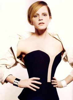 Photos of Emma Watson, one of the hottest girls in movies and TV and currently number one on most stylish female celebrities.Emma Watson is the English actress best known for her role as Hermione Granger in the Harry Potter film series. Fans will also enjoy these fun facts about Emma Wa...