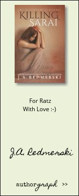 """Authorgraph from J.A. Redmerski for """"Killing Sarai"""""""