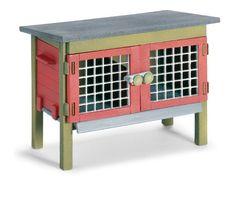 Schleich 42019 - Bauernhof, Kaninchenstall Schleichtiere deko schleichtiere geschenk schleichtiere bauernhof schleich animals