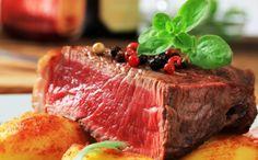 """Un """"juicy steak"""", por favor"""