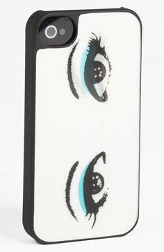 """Check out """"kate spade new york 'lenticular eyes' iPhone 5 case (Nordstrom Exclusive) 
