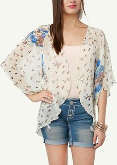 bought this kimono today at Rue 21 :)