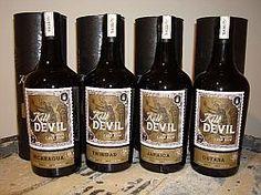 Hunter Laing: Kill Devil Rum