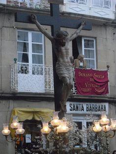 Cofrades de Viveiro: Martes Santo: Viacrucis de las Mujeres...