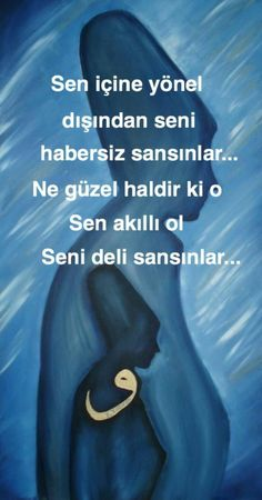 İçine yönel, asıl(yüksek) benliğine yönel.. Inspiring Quotes About Life, Inspirational Quotes, Book Quotes, Life Quotes, Life Changing Quotes, Thing 1, Sufi, More Than Words, Meaningful Words
