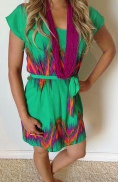 Bora Bora Tunic Dress
