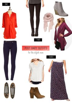 be40583b1aa9e What to Wear After Baby | http://hellonatural.co/ask- · Post Pregnancy  ClothesBreastfeeding ...