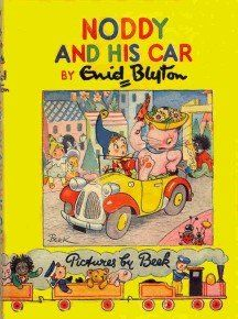 My Dad sold the whole set of Noddy books in his pharmacy. I was allowed to take out one at a time and read the lot. O f course, like a lot of things, Noddy, has been politically incorrect for many years. My Childhood Memories, Sweet Memories, Childhood Stories, Enid Blyton Books, Ladybird Books, Oui Oui, Vintage Children's Books, My Memory, Nursery Rhymes