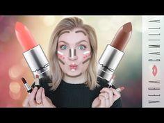 Contouren met lipstick by veracamilla.nl  #BEAUTY, #Video