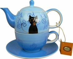 "CHA CULT - Tea for one Set ""Filou""."