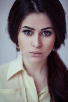 Юлия Пушман. (Фотограф: Максим Паркер)