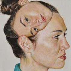 The people in Carl Beazley's portraits seem to be fighting internal battles to hold back their grimaces and make straight faces. His oil paintings feature young people wearing multiple expres… Art Alevel, Reading Art, Art Competitions, A Level Art, Ap Art, Gcse Art, Summer Art, Art Sketchbook, Portrait Art