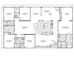 Riverknoll 45765M|Fleetwood Homes
