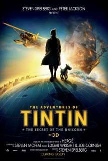 Genre: Animation   Action   Adventure Quality: Bluray Rip BRRip BDRip 720p Format: MKV Size: 600 MB Rating: 7.4/10 from 120,336 users Country: USA   New Zealand Language: English Starring:Jamie Bell, Andy Serkis, Daniel Craig Having bought a model ship, the Unicorn, for a pound off a market stall Tintin is initially puzzled that the sinister Mr