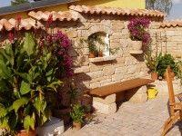 Muro Romano Gartenmauern Natursteinmauer Garten