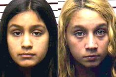 busted billy bitches: 14 yr old Guadalupe Shaw and 12 yr old Katelyn Roman arrested for bullying and stalking of 12 yr old Rebecca Sedwick, who later committed suicide. These little skanks are disgusting.