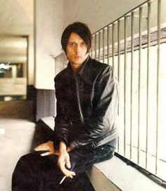 . Beautiful People, Most Beautiful, Brett Anderson, Britpop, My Man, The Dreamers, Handsome, Leather Jacket, Sexy Men