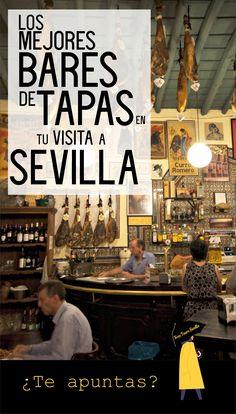 Sevilla tiene más de 2.000 bares. La tradición de sus tapas hace que la gastronomía sea muy rica, sabrosa, limpia, natural, elaborada y económica. Recomendamos algunos locales muy clásicos de la buena cocina sevillana, por si quieres acercarte a algunos de los más conocidos. Broadway, Natural, Tapas Bar, Cleanses, Au Natural