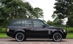 Range Rover Overfinch GT Supercharged