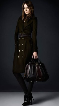 Lovely Chocolate Bowling Bag | Burberry