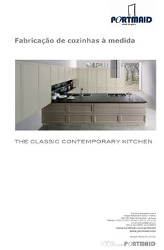 THE CLASSIC CONTEMPORARY KITCHEN