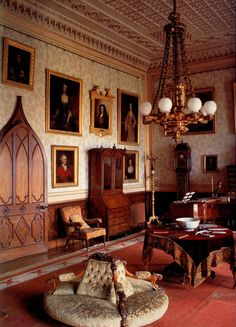 Castle Ward, County Down Ireland built in the 1760's