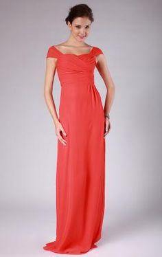 Sweetheart Vintage Bridesmaid Dress