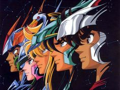 The Saint Seiya anime, which ran from 1986 to is coming to life again with a new CG anime remake courtesy of Netflix and Toei Animation. Manga Anime, Anime Art, Thundercats, Anime Comics, Lady Oscar, Knights Of The Zodiac, Animation, Samurai, Otaku