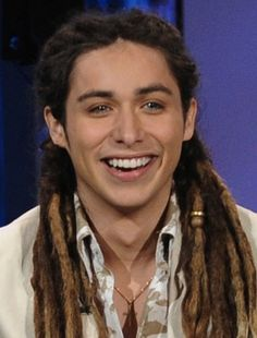 Jason Castro.  He makes dreads look soooo attractive.