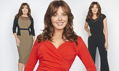 Carol Vorderman dishes out style advice for older women as it is revealed that most females change their wardrobes when they hit 50