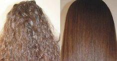 Alise seu cabelo naturalmente