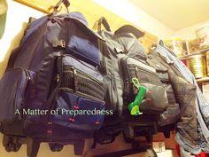 A matter of preparedness: It's a Matter of......Emergency Kits.