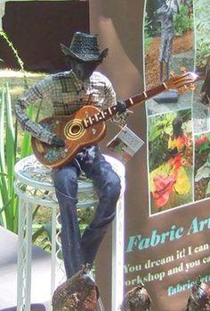 gitar man