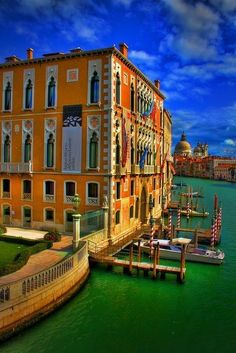 Grand Canal, Venice   - Explore the World with Travel Nerd Nici, one Country at a Time. http://TravelNerdNici.com
