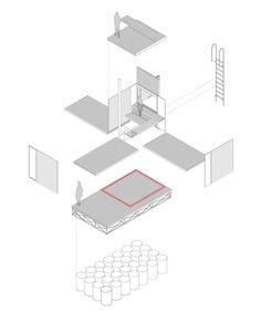 Gallery of wa sauna / goCstudio - 9