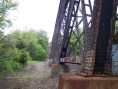 If you were a teen growing up in any part of Jefferson County, on some weekend you might get together with some of your friends and sit around telling ghost stories, attempting to spook one another. Sooner or later someone may eventually mention the monster that has long been rumored to be seen standing atop a 100 foot high rail road trestle in the eastern part of Louisville..... For years, many people have reported seeing the creature that many now refer to as the Pope Lick Monster on th