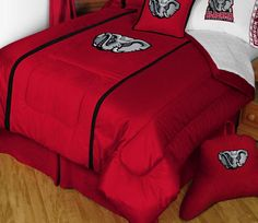 ALABAMA CRIMSON TIDE MVP Comforter Twin Full/Queen | eBay