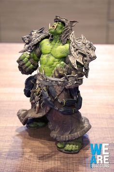 Rehgar Earthfury, Orc Shaman / World of Warcraft Series 1.