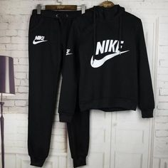 Nike Adidas Casual Print Hoodie Top Sweater Pants Trousers Set Two-piece High quality Sportswear from IdsBook. Print Hoodie Top Sweater Pants Trousers Set Two-piece Sportswear Nike Outfits, Fall Outfits, Summer Outfits, Casual Outfits, Adidas Outfit, Casual Shoes, Summer Dresses, Mode Adidas, Teen Fashion